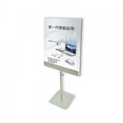 Wholesale A4 A5 Table Cardboard Poster Display Stand