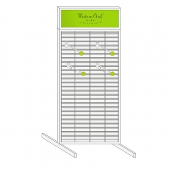 Metal Gridwall Display Wire Gridwall Panels