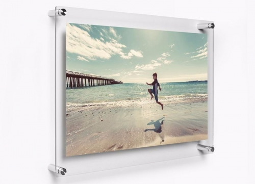 A4 Wall Mounted Poster Frame A4 Wall Mounted Frame A4
