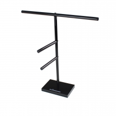 Acrylic T-bar Necklace Display Stand