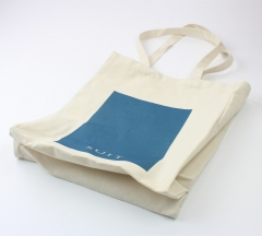 Custom Canvas Shopping Bag