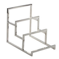 Chrome Purse Display Stand