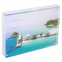 8x10 Acrylic Magnetic Photo Frame