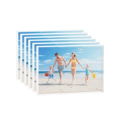 Wholesale Clear Acrylic Frames 5x7