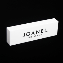 Custom Rectangle Acrylic Logo Cube