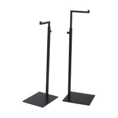 YIFU DISPLAY 2 Pack Black Bag Handbag Display Stand